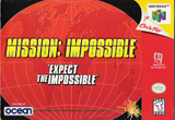 Mission: Impossible (Nintendo 64)
